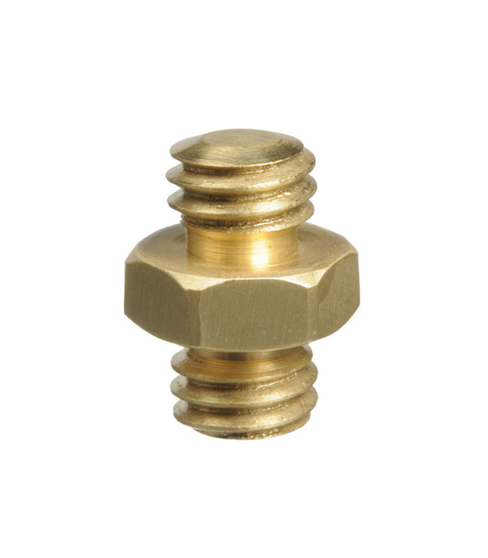 Impact 3//8 to 3//8 Adapter Spigot 3 Pack